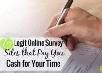 Legit Paid Survey Sites